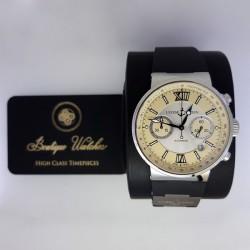 Ulysse Nardin Marine Chronograph 353-66 - cadran crem