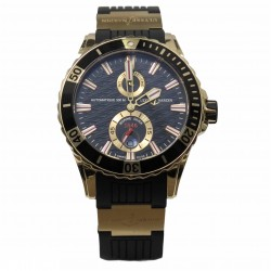 Ulysse Nardin Marine Diver - 266-10 - cadran negru