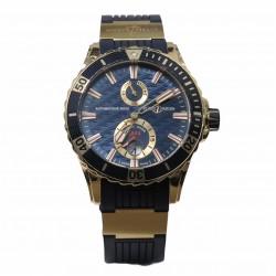 Ulysse Nardin Marine Diver - 266-10 - cadran albastru