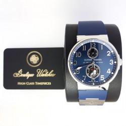 Ulysse Nardin Marine Chronometer 263-66 - cadran albastru