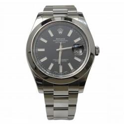 Rolex Datejust 116300 - cadran negru