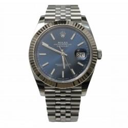 Rolex Datejust 126334 - cadran albastru