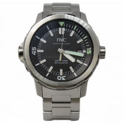 IWC Aquatimer Automatic IW329002 - cadran negru