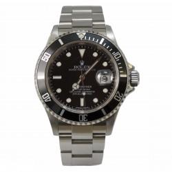 Rolex Submariner Date 16610 - cadran negru