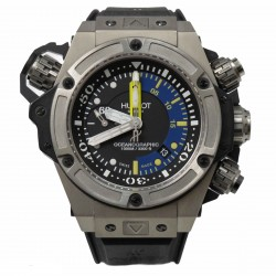 Hublot King Power Oceanographic 732.NX.1127.RX - cadran negru