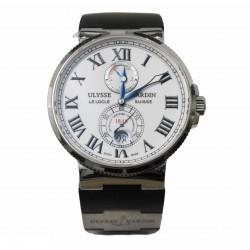 Ulysse Nardin Marine Chronometer 263-67 - cadran alb