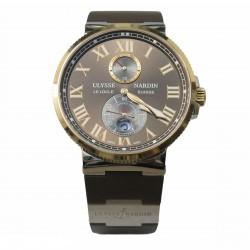 Ulysse Nardin Marine Chronometer 265-67 - cadran maro