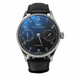 IWC Portuguese IW500107 - cadran negru