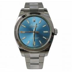 Rolex Milgauss M116400GV-0002 - cadran albastru