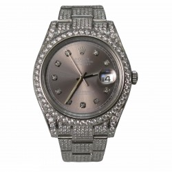 Rolex Datejust II 116334-116300 - cadran bronz