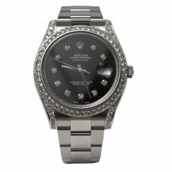 Rolex Datejust II 116334 - cadran negru
