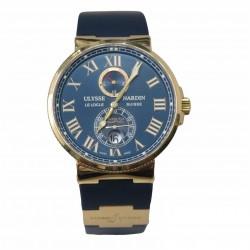 Ulysse Nardin Maxi Marine Chronometer 266-67 - cadran albastru