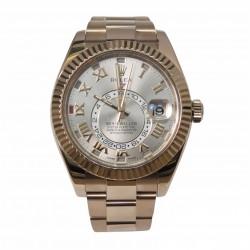 Rolex Sky-Dweller 326935 - cadran alb