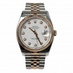 Rolex Datejust 126231 - cadran alb