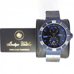 Ulysse Nardin Maxi Marine Diver 263-97 - cadran albastru