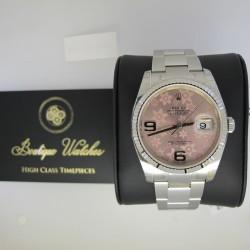 Rolex Datejust 116234 - cadran roz