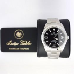 Rolex Explorer 214270 - cadran negru