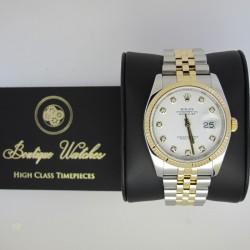 Rolex Datejust 116233 - cadran alb
