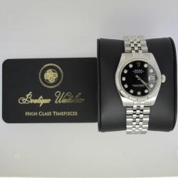 Rolex Datejust 178274 - cadran negru