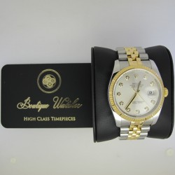 Rolex Datejust 116233 - cadran gri